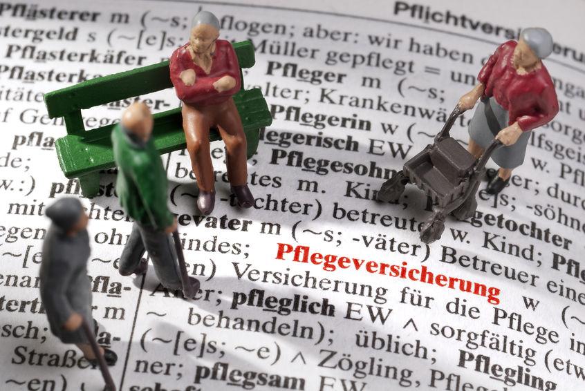 Pflegeversicherung - Versicherungsmakler Andreas Scherff in Mülheim