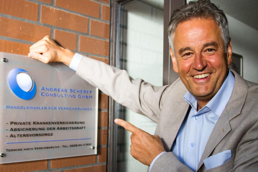 Rente Versicherungsmakler Andreas Scherff in Mülheim
