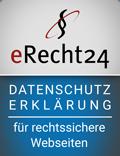 E-Recht24 rechtssichere Datenschutzerklärung Andreas Scherff Consulting GmbH