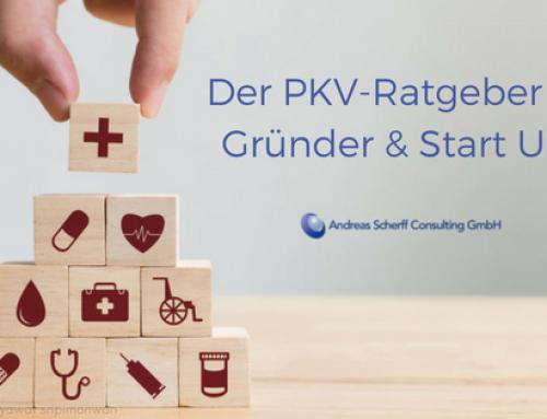 PKV für Gründer und StartUps