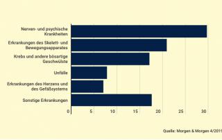 Infografik Ursachen BU