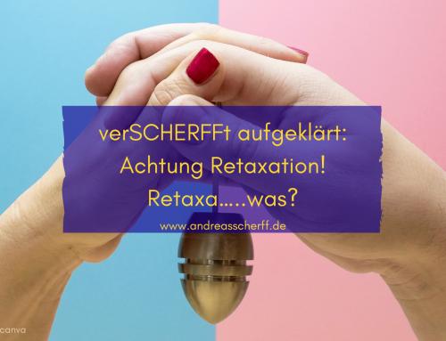 Retaxation!
