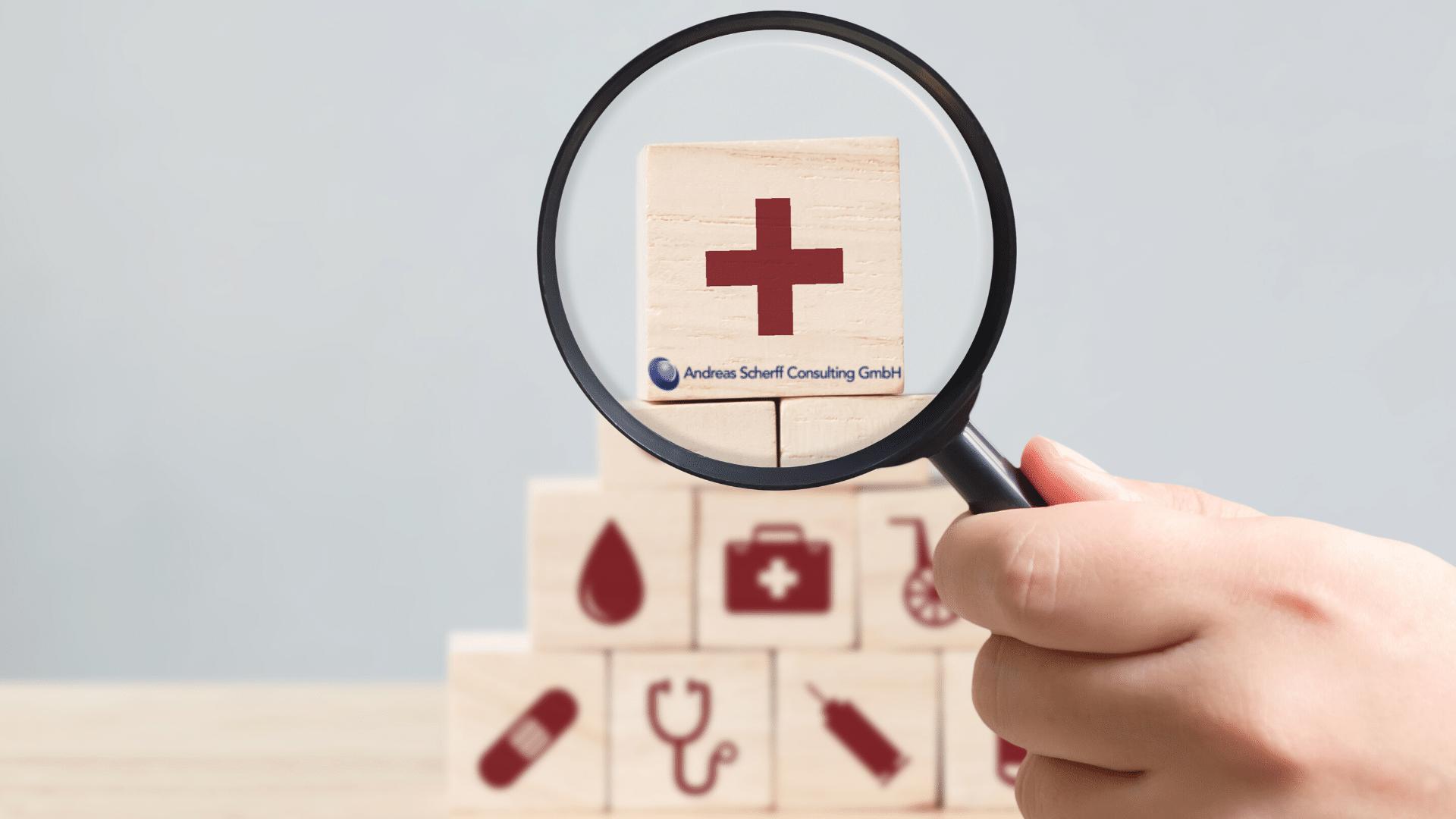 geSChERFFter Blick Andreas Scherff Consulting - Alternativen zur Berufsunfähigkeitsversicherung