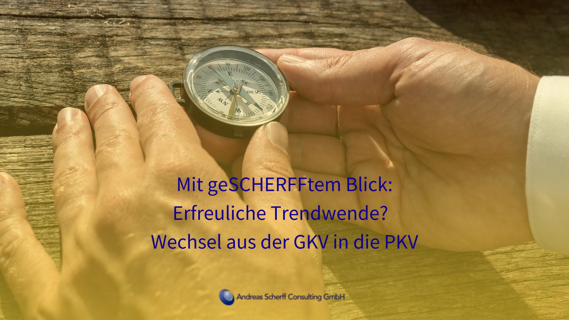 geSChERFFter Blick_ PKV GKV Versicherungsmakler Mülheim