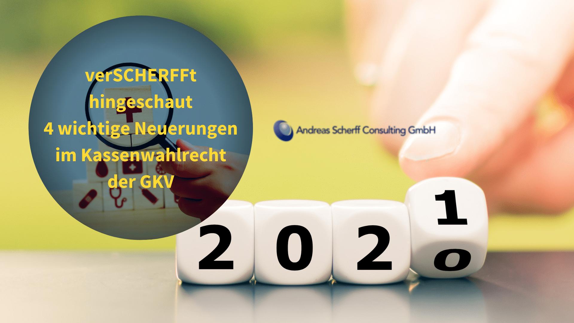 geSChERFFter Blick_GKV 2021